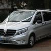 New Mercedes V class Luxury people carrier