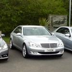 Prestige Luxury executive Mercedes S & E class