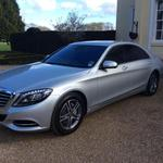 The New Mercedes S class has raised the Bar...