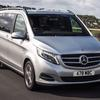 New Mercedes V class Luxury people carrier seats up to six bridesmaids or guests.