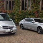 Make an Entrance with our Luxury Mercedes Wedding cars