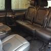 Luxury Leather seating in Mercedes V class with extra legroom